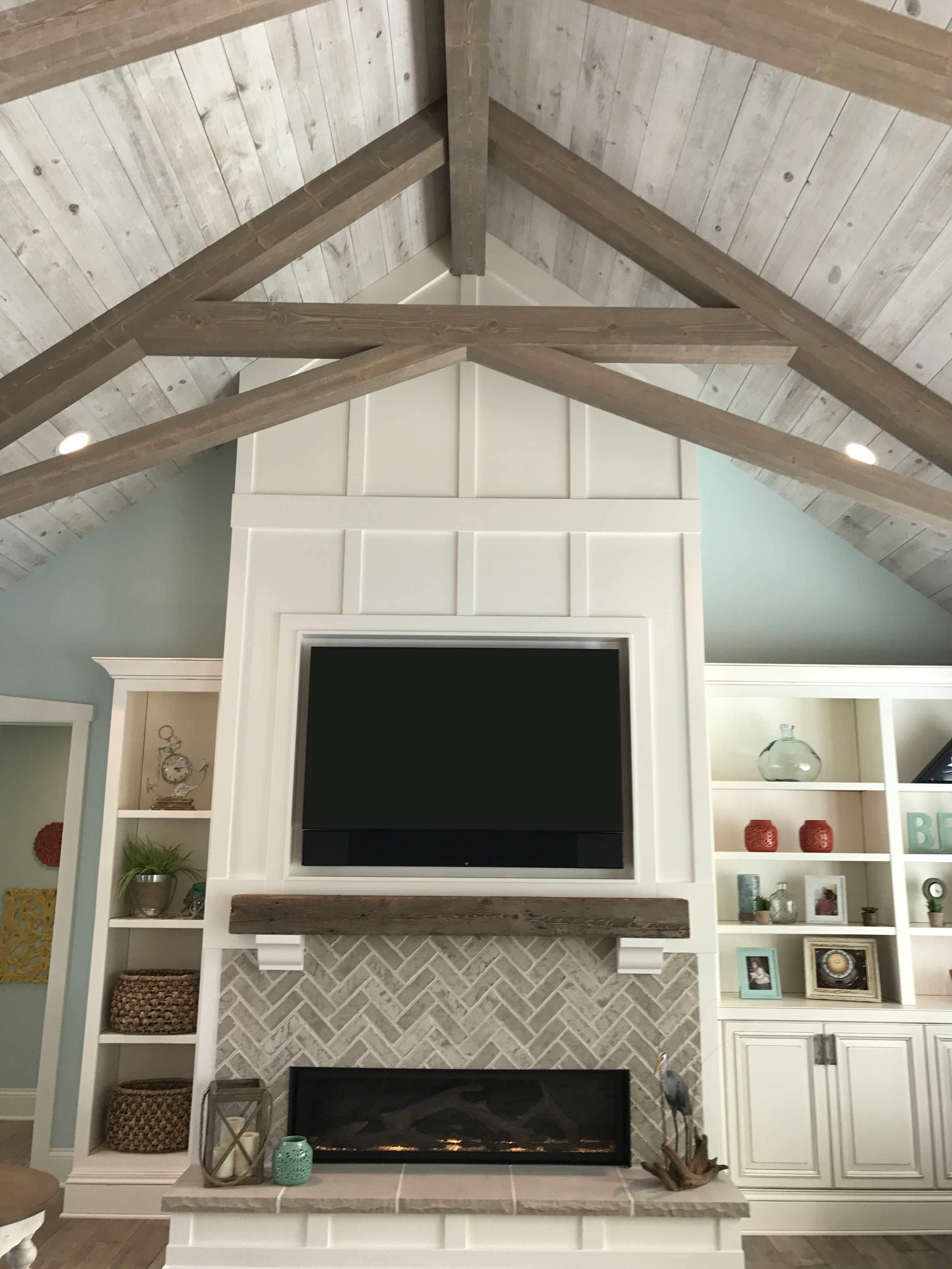 Easy BarnWood™ Collection - Great American Spaces
