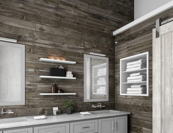 ShipLap in Bathroom